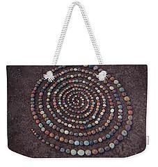 Stone Spriral Weekender Tote Bag