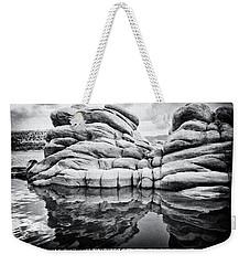 Stoneworks Weekender Tote Bag