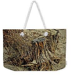 Stump At The Beach Weekender Tote Bag