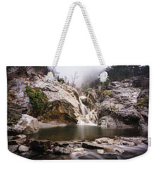 Suchurum Waterfall, Karlovo, Bulgaria Weekender Tote Bag
