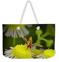 Sugar Bee Wings Weekender Tote Bag