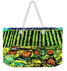 Sumatra Coffee Plantation Weekender Tote Bag
