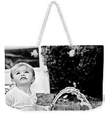 Summer Cool Down Weekender Tote Bag