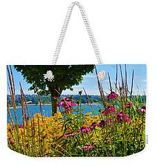 Summer Flowers Vancouver 1 Weekender Tote Bag