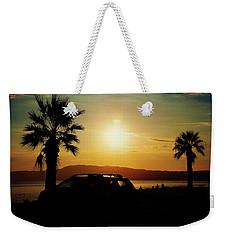 Summer Life Weekender Tote Bag