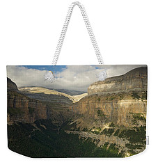Weekender Tote Bag featuring the photograph Summer Magic In The Ordesa Valley by Stephen Taylor