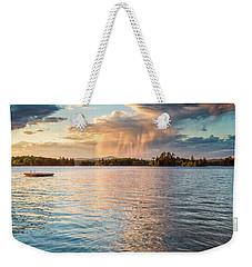 Summer Shower  Weekender Tote Bag