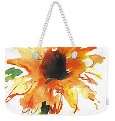 Sunflower Too - A Study Weekender Tote Bag