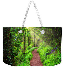 Weekender Tote Bag featuring the photograph Sunrise Avenue by Edmund Nagele