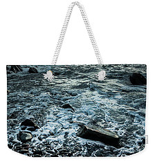 Sunset At Quarry Bay, Port Logan Weekender Tote Bag