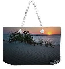 Sunset At The Dunes Weekender Tote Bag