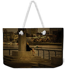 Sunset Enjoyment Weekender Tote Bag