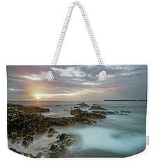 Sunset Matosinhos Weekender Tote Bag