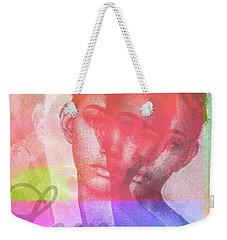 Sunset Of Love 48x48 Super Size Weekender Tote Bag