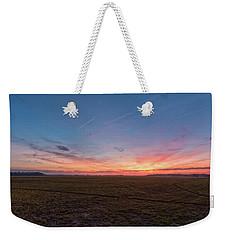 Sunset Pastures Weekender Tote Bag