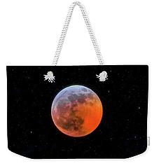 Super Blood Moon Eclipse 2019 Weekender Tote Bag