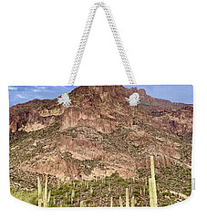 Superstitions Weekender Tote Bag