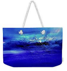Superstorm At Sea Weekender Tote Bag