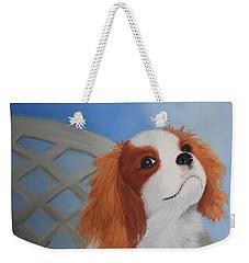 Sweet Lily Weekender Tote Bag