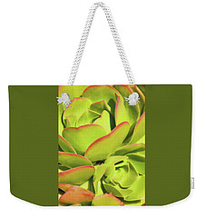 Sweet Succulents I Weekender Tote Bag