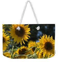 Sweet Sunflowers Weekender Tote Bag