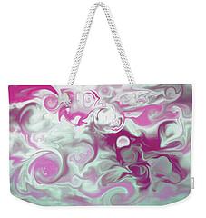 Swirly Skies Weekender Tote Bag