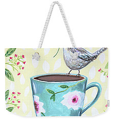 Take Time For Rest Weekender Tote Bag