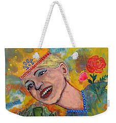Taking Back Your Crown Weekender Tote Bag