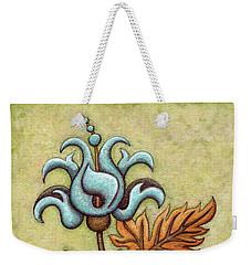 Tapestry Flower 2 Weekender Tote Bag