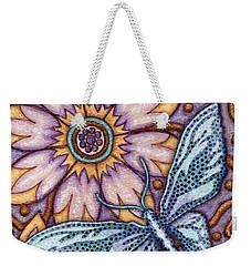 Tapestry Butterfly Weekender Tote Bag
