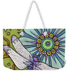 Tapestry Dragonfly Weekender Tote Bag