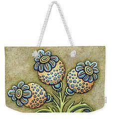Tapestry Flower 6 Weekender Tote Bag
