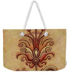 Tapestry Flower 7 Weekender Tote Bag