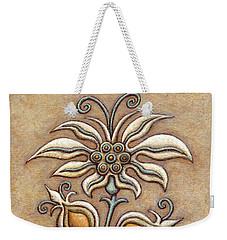 Tapestry Flower 9 Weekender Tote Bag