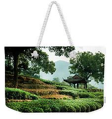 Tea Plantation Weekender Tote Bag