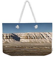 Tempelfjord Svalbard Weekender Tote Bag