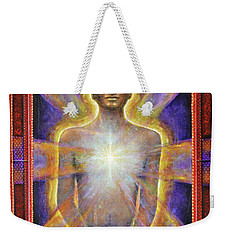 Temple Of The Soul Weekender Tote Bag