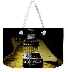 Honest Play Wear Tour Worn Relic Guitar Weekender Tote Bag