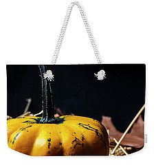 Thanksgiving Dinner Invitation Card. Weekender Tote Bag