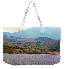 That Small Island Weekender Tote Bag