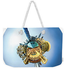 The Amazing Burj Khalifa Weekender Tote Bag