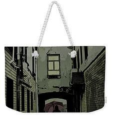 The Back Way Weekender Tote Bag