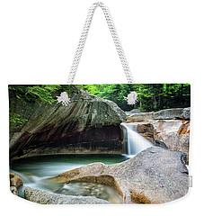 The Basin, Springtime Nh Weekender Tote Bag