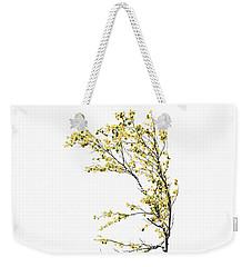The Birch Tree Weekender Tote Bag