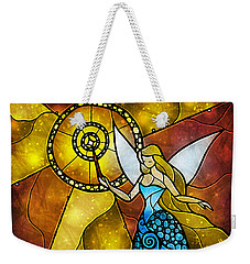 The Blue Fairy Weekender Tote Bag