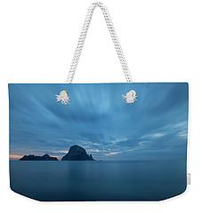 The Blue Hour In Es Vedra, Ibiza Weekender Tote Bag
