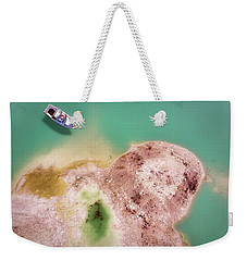 The Boat Weekender Tote Bag