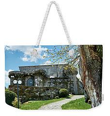 The Castle Of Villamarin Weekender Tote Bag