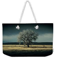 The Cold Weekender Tote Bag