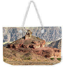 The Colored Bolt Hill At Sunrise Weekender Tote Bag